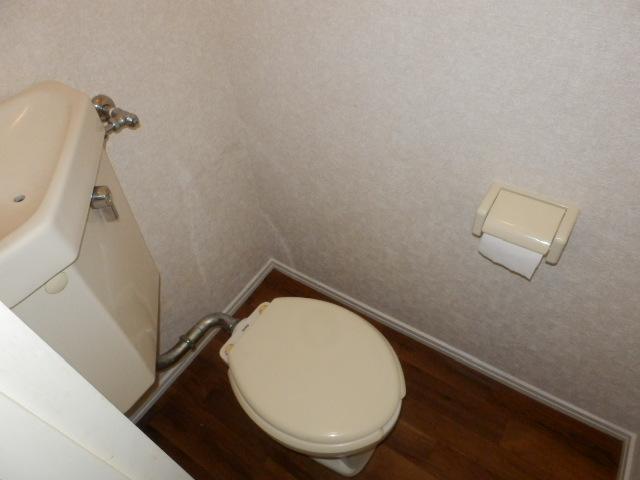 ナカマルハイツⅡ 205号室のトイレ