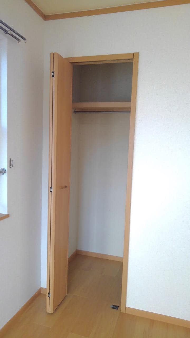 プリメール 02010号室の収納