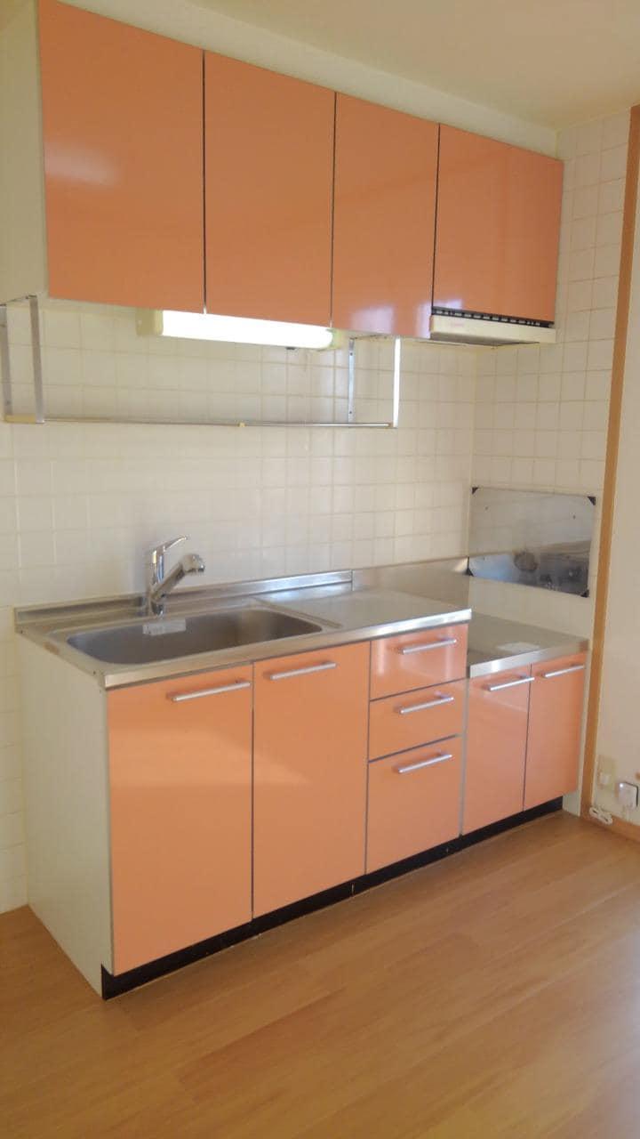 プリメール 02010号室のキッチン