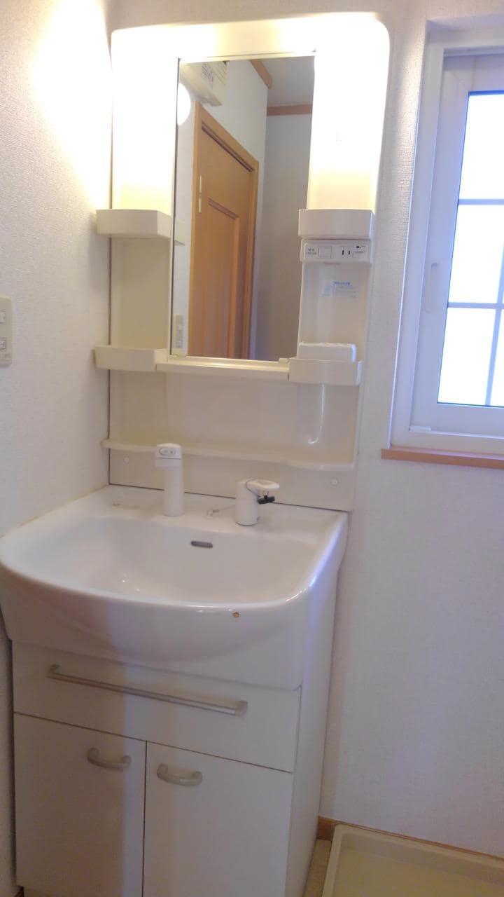 プリメール 02010号室の洗面所