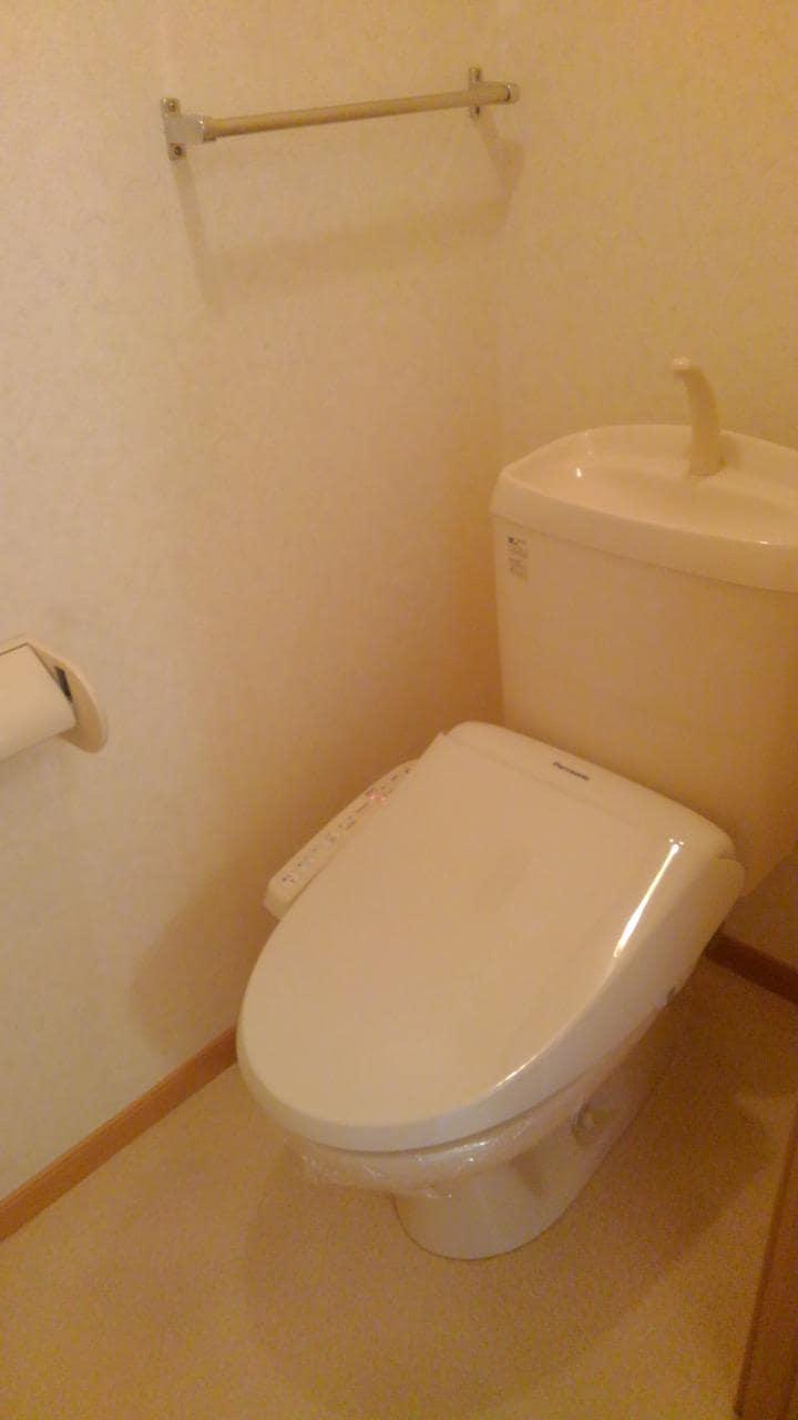 プリメール 02010号室のトイレ