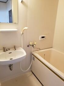 サンハウス 203号室の風呂