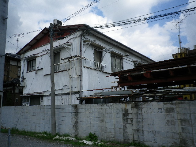 栗橋国分アパートA号棟外観写真