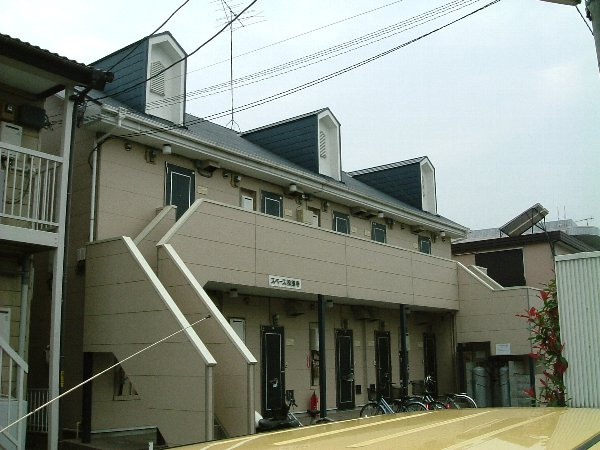 スペース松蓮寺 206号室の外観