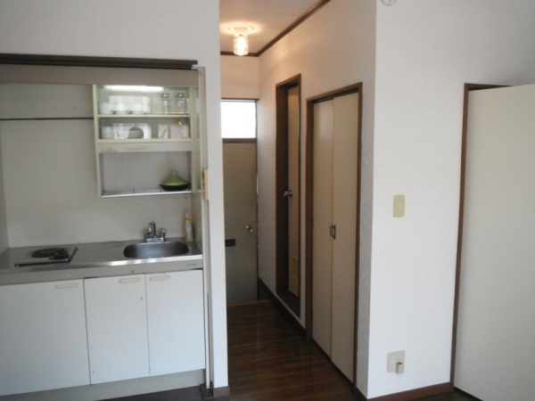 コーポJOY 103号室のトイレ