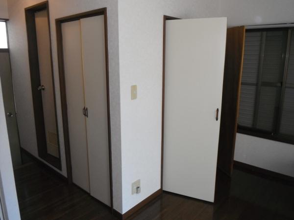 コーポJOY 103号室の収納
