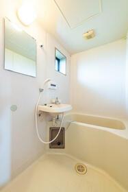 コーポアルファー 0201号室の風呂