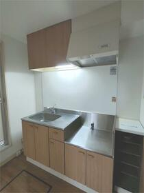 コーポN 101号室のキッチン
