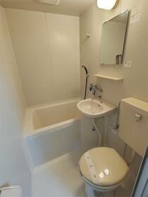 コーポN 101号室のトイレ