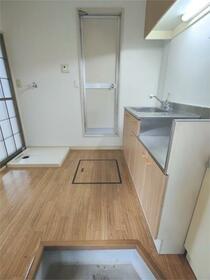 コーポN 101号室の洗面所