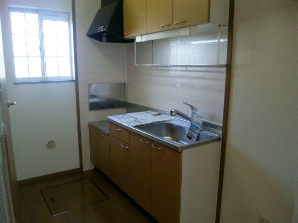 メゾン・ヴォーネン 01020号室のキッチン
