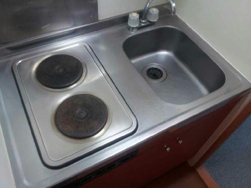レオパレスサンブリッジⅣ 304号室のキッチン