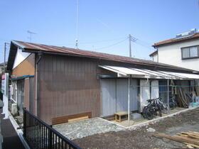 関戸アパートの外観