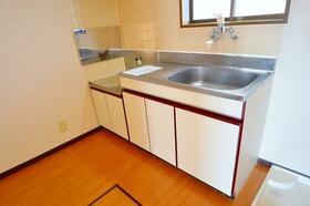 シティーコーポ深澤 A棟 101号室のキッチン