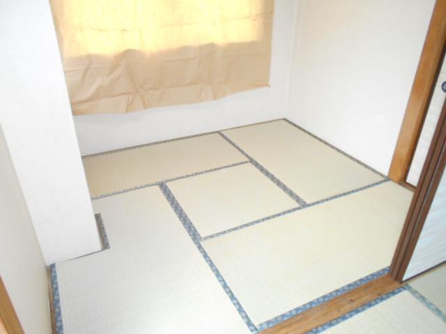 齋藤ビル 301号室のリビング