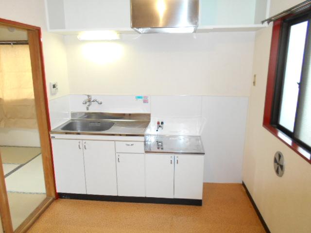 齋藤ビル 301号室のキッチン