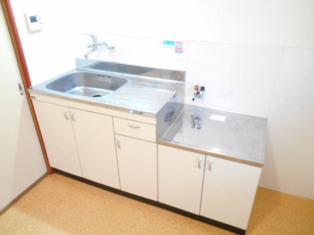 齋藤ビル 301号室の洗面所