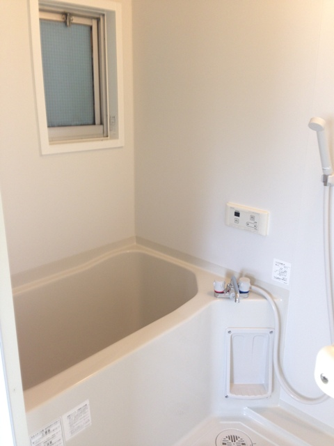 中山グリーンハイツ A-21号室の風呂