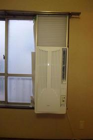 黒須荘 203号室の設備