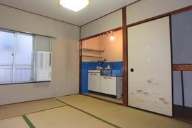黒須荘 203号室のリビング