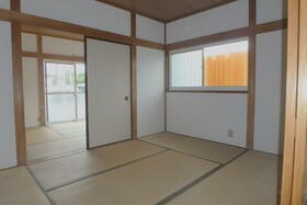 第二福田ハイツ 101号室のリビング