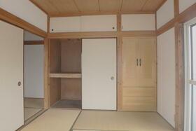 第二福田ハイツ 101号室の収納