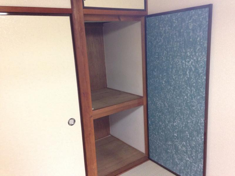 永山コーポ 203号室の収納