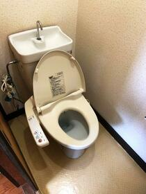 メゾン斉藤 203号室のトイレ