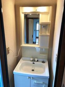 メゾン斉藤 203号室の洗面所