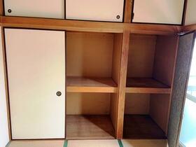 メゾン斉藤 203号室の収納