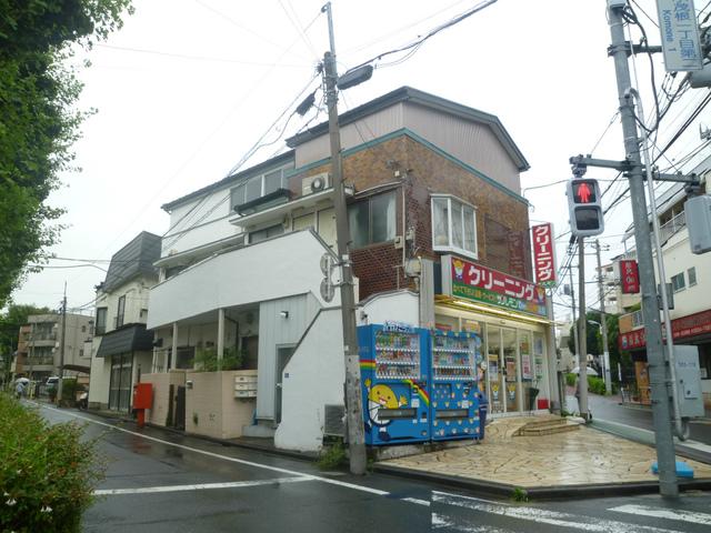 メントハウス富士見の外観