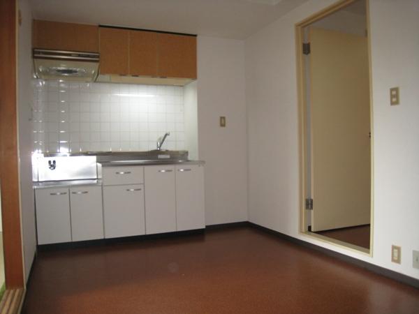 HIROITO BLDG. 403号室のキッチン