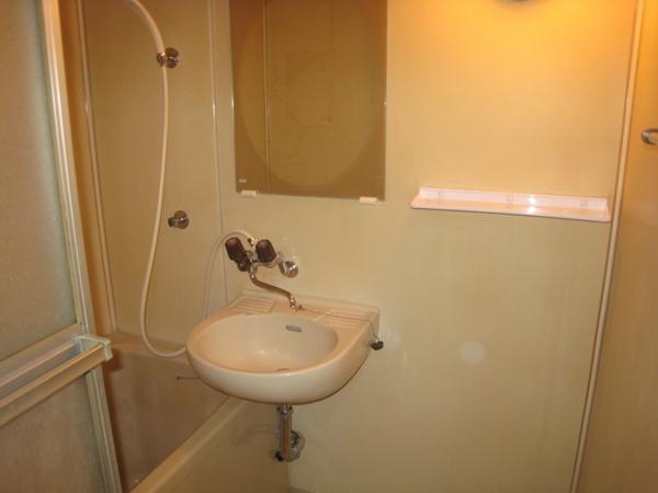 HIROITO BLDG. 403号室の風呂