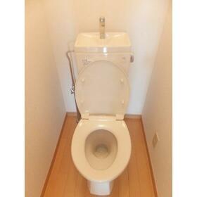 コート セイコウ 0301号室のトイレ