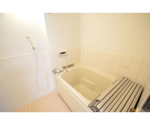 第1秋山エンタービル 401号室の風呂