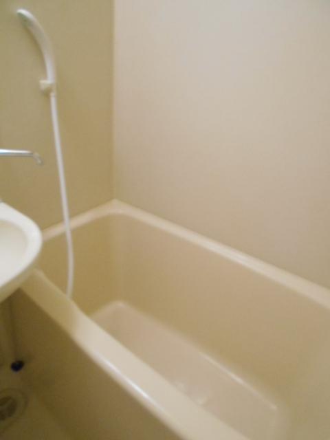 ハイネス下野谷 201号室の風呂