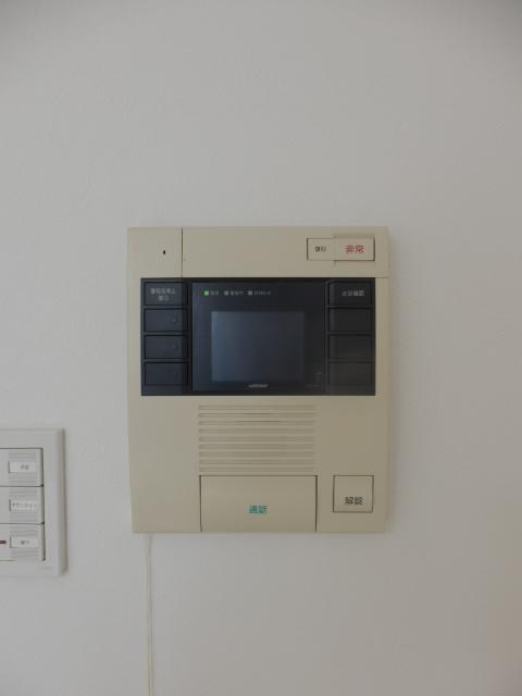 スペーシア川崎Ⅲ 411号室のエントランス
