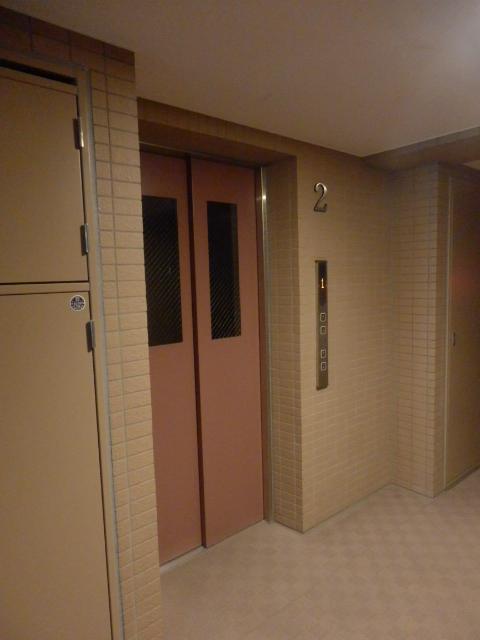 スペーシア川崎Ⅲ 411号室のその他共有