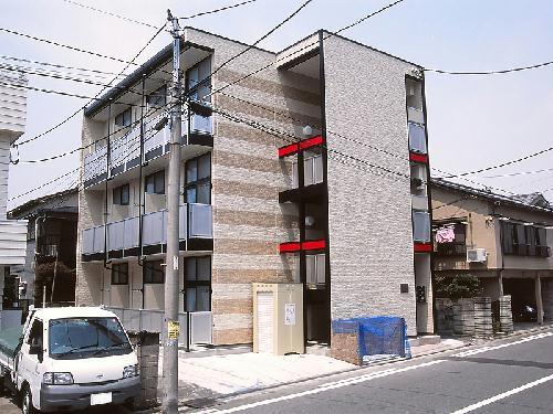 レオパレスASAHI 203号室の外観