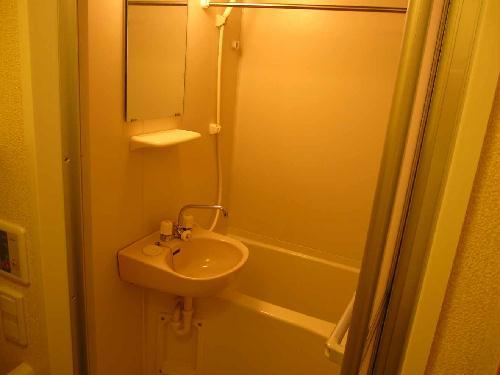 レオパレスASAHI 303号室の風呂