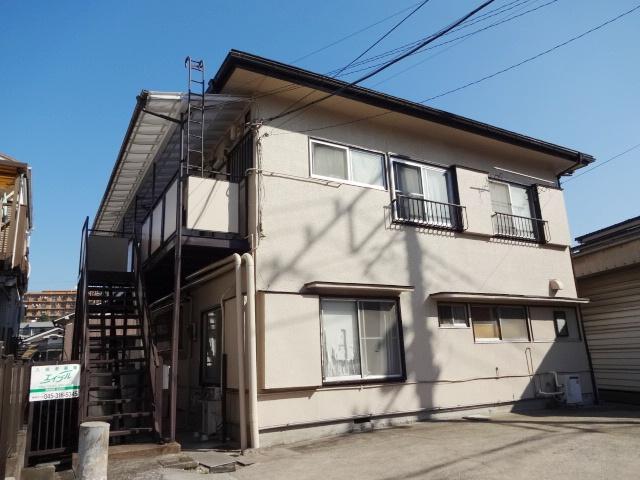 岩沢荘 203号室の外観