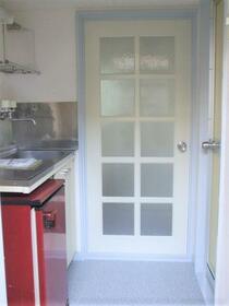 セドルハイム赤羽台 102号室のキッチン