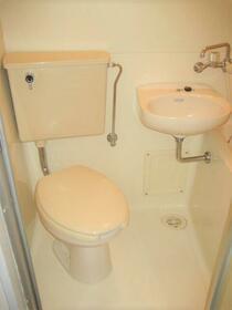 セドルハイム赤羽台 102号室のトイレ