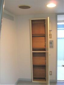 セドルハイム赤羽台 102号室の収納