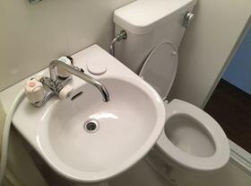 メゾンドエトレーヌ 405号室の風呂