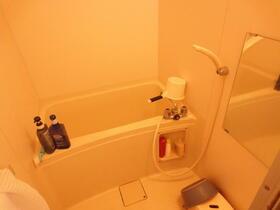 ハイツ中山 201号室の風呂