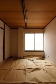 菊地ビル 303号室のベッドルーム