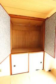 菊地ビル 303号室の収納