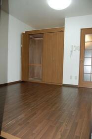 グランパレス 203号室の収納