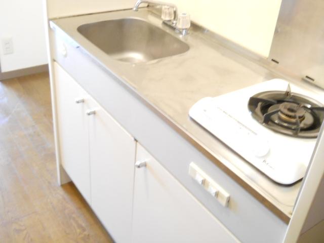 サンライズベル 305号室のキッチン
